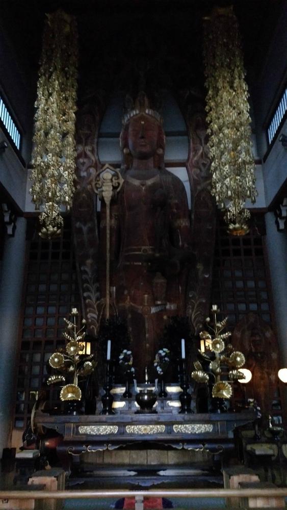 長谷寺 十一面観世音菩薩像