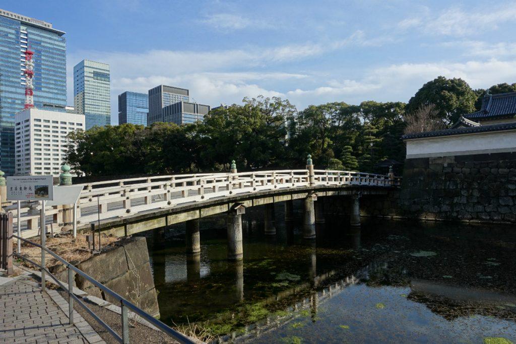 東京皇居平川門
