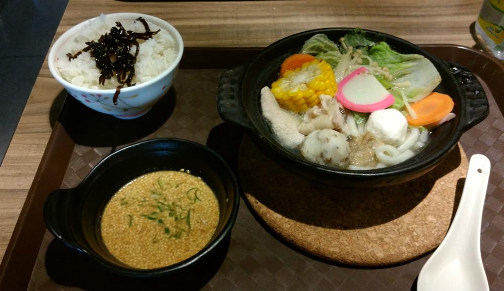 HOWDY最終日昼ご飯