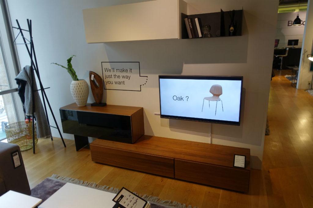 Boconcept 新宿 TVボード