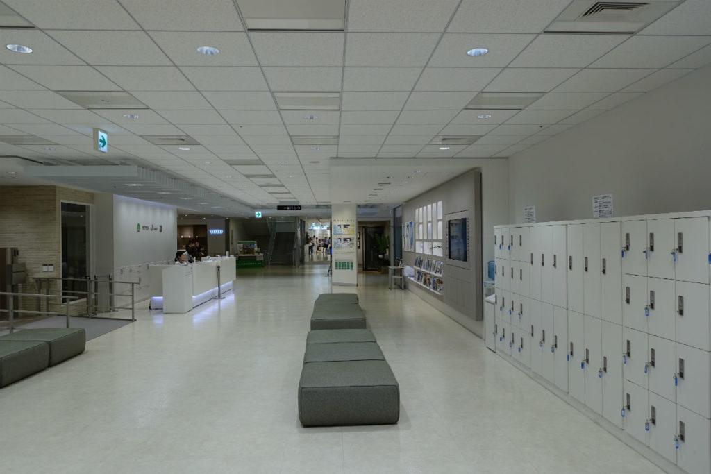 東京コラボレーションショールーム 総合受付7F