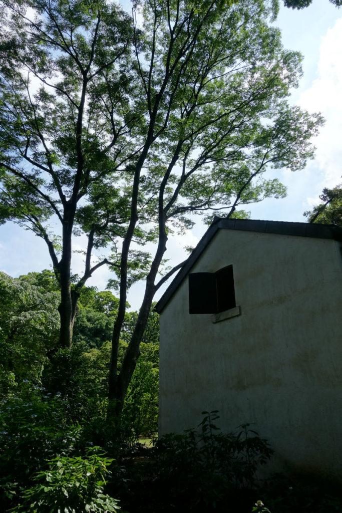 六義園 岩崎家の蔵