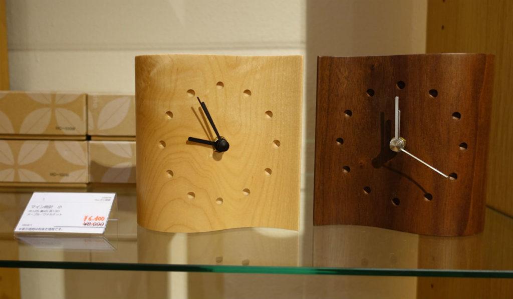 CONDE HOUSE五反田SR 木製小物時計