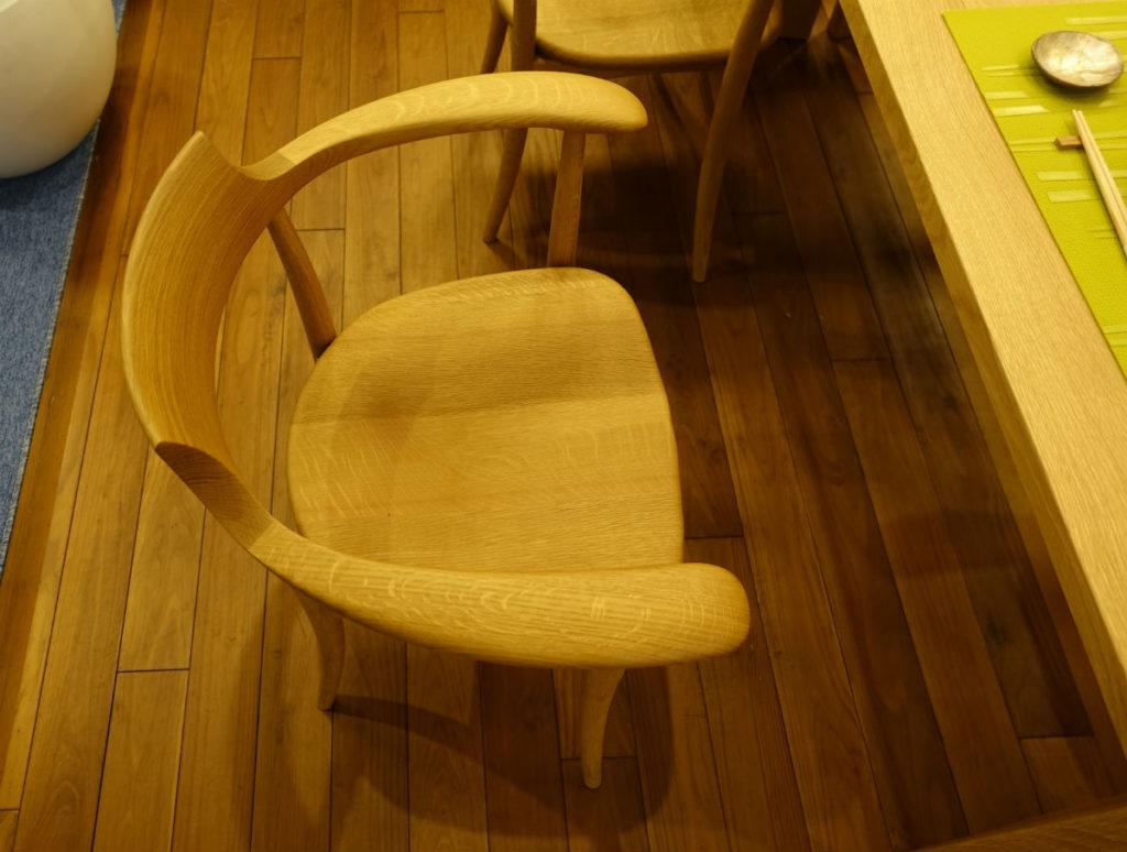 東京飛騨の家具館 アームチェア SG261A
