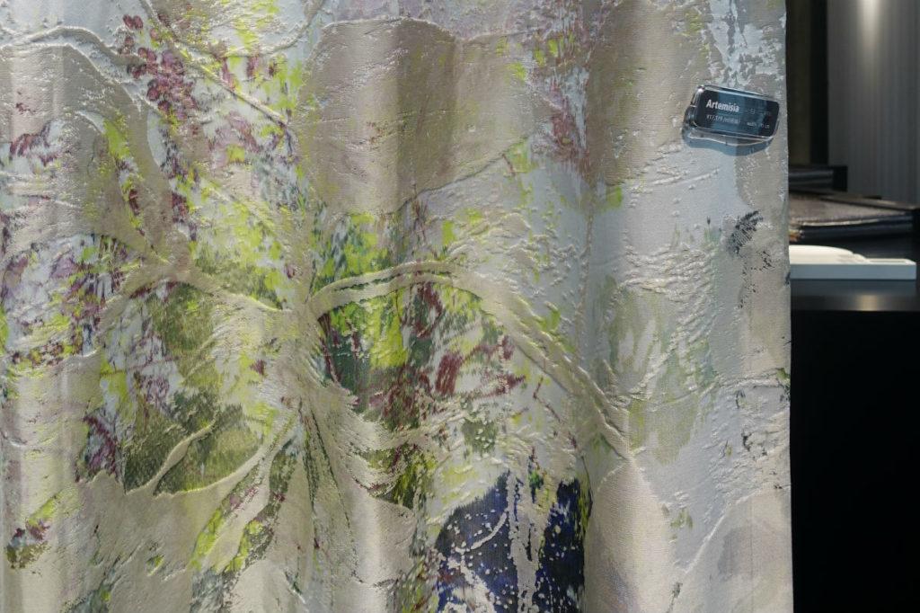 Creationバウマン青山 Artemisia 立体感のある柄