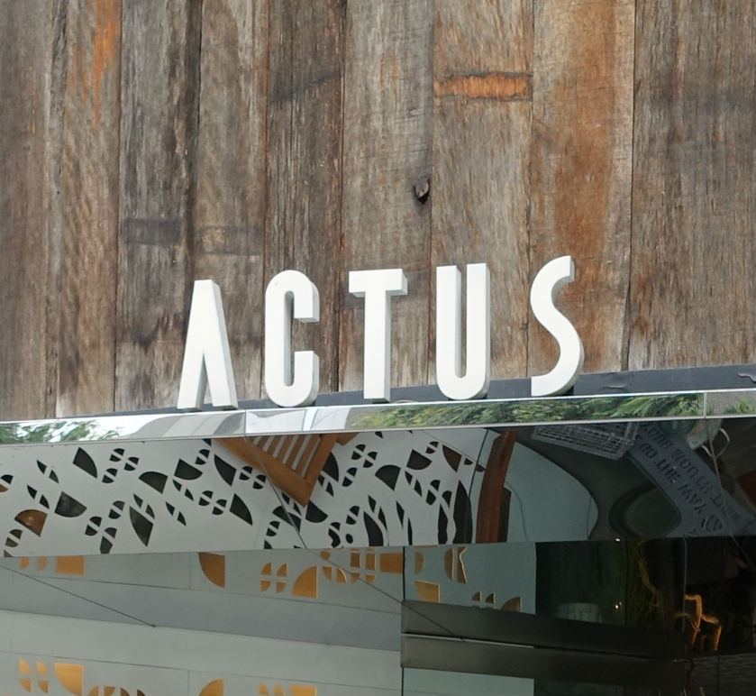 ACTUS 青山 EC