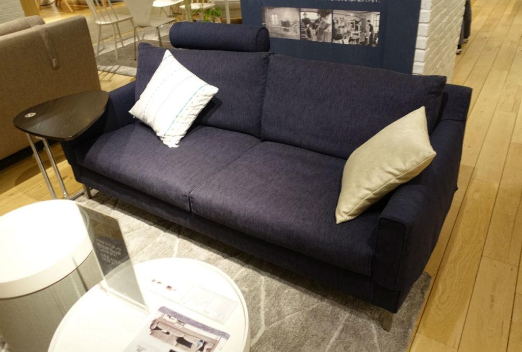 ACTUS新宿 Eilersenのソファ