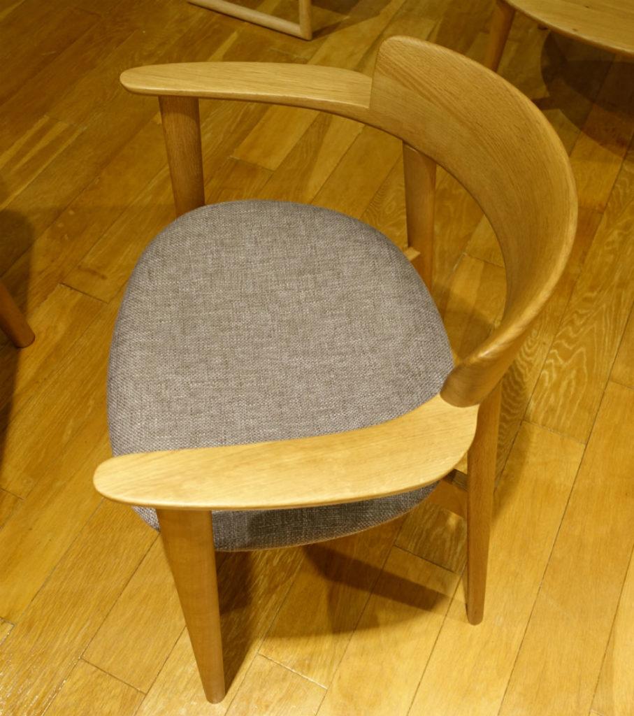 日進木工 sof armchair