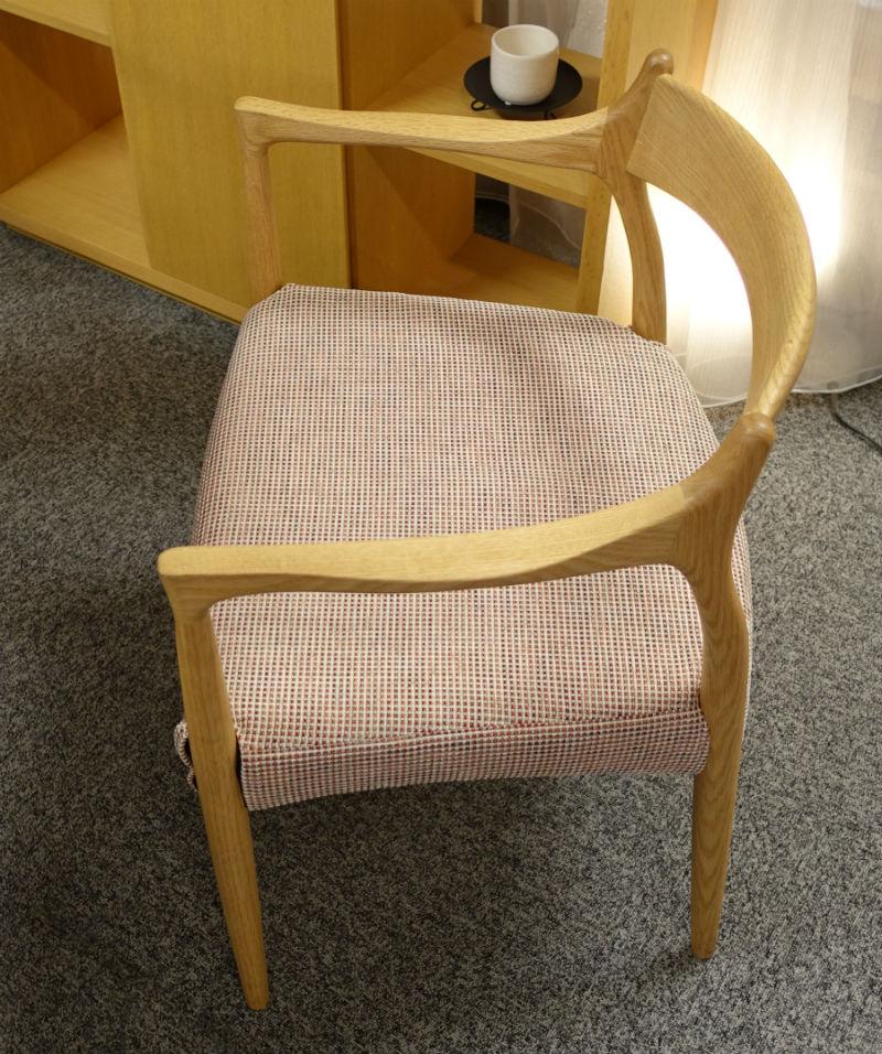 富士ファニチア Aura armchair
