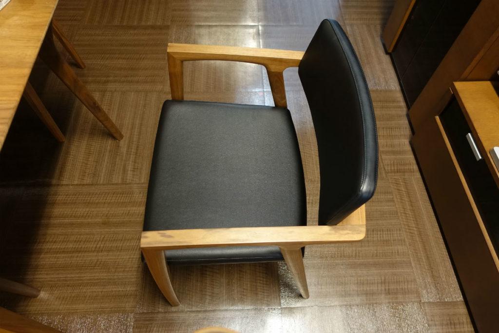 富士ファニチア koti armchair