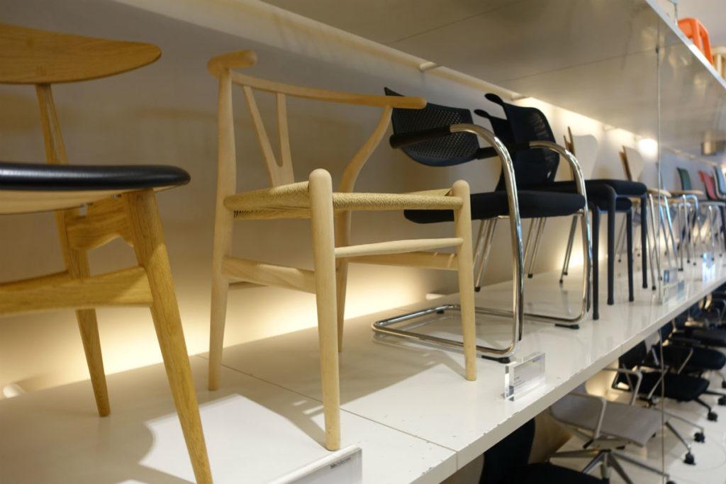 hhstyle 青山 carl hansen Y chair