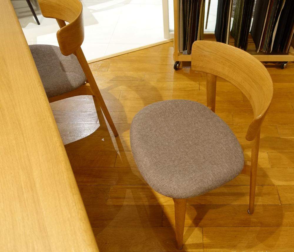 日進木工 sof chair アームレストなし