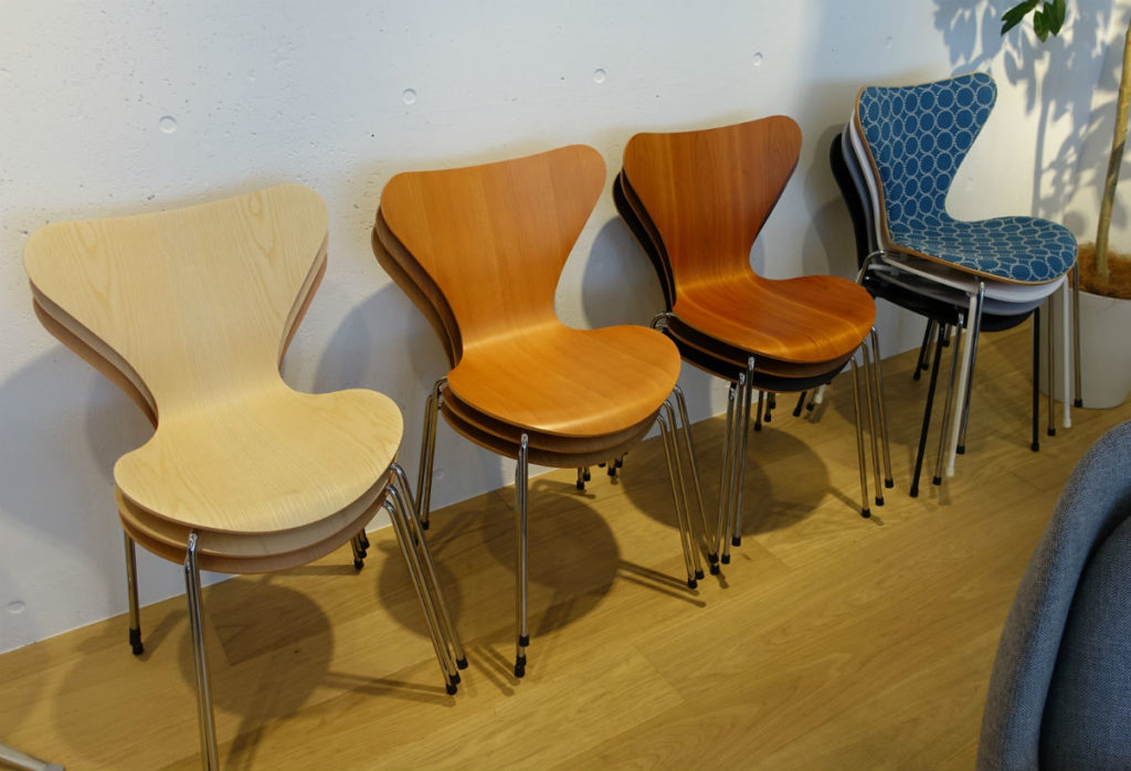 Fritz Hansen 7 chair