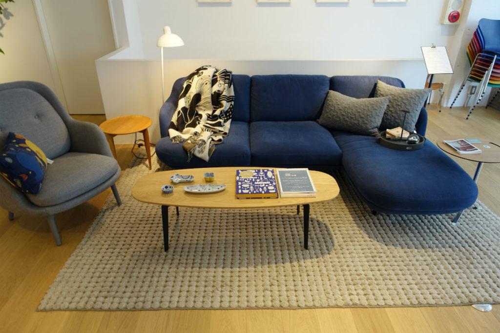Fritz Hansen LUNE sofa