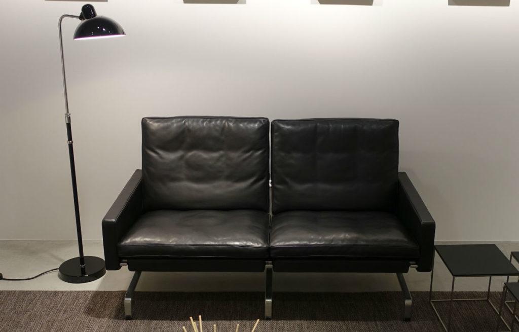 Fritz Hansen PK31 sofa