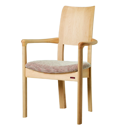 Shirakawa rapt arm chair