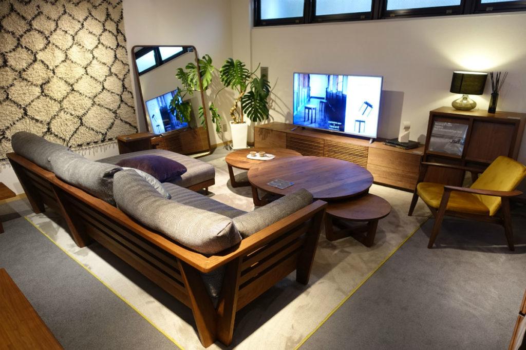 Masterwal 東京 Heaven sofa Supremo AV board
