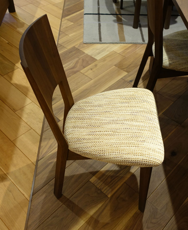 Shirakawa レヴィ armless chair