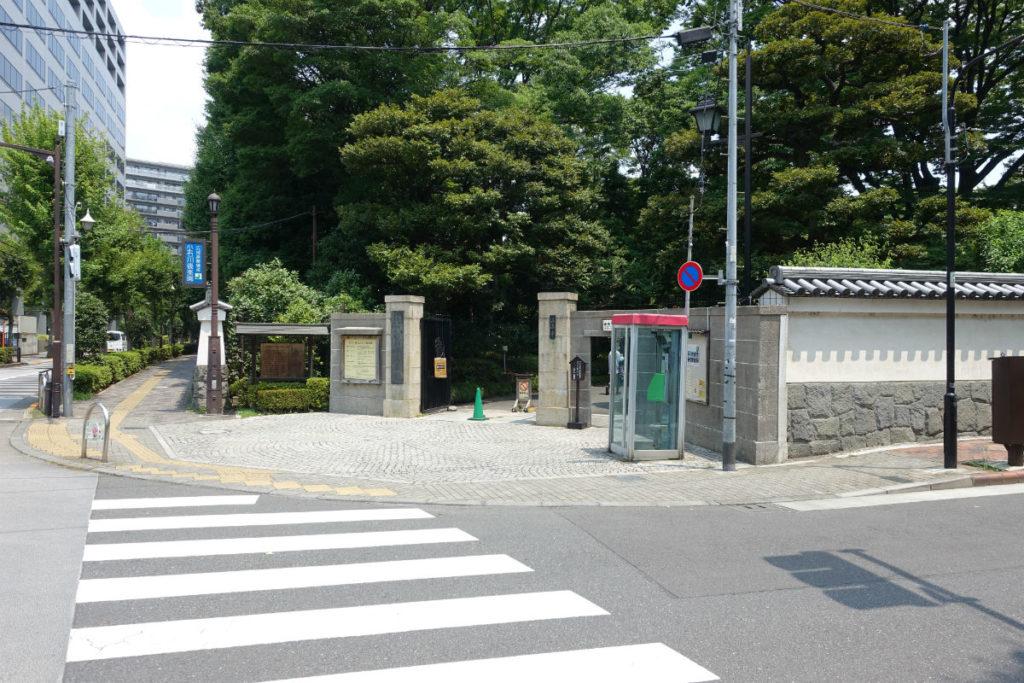 小石川後楽園01 西門