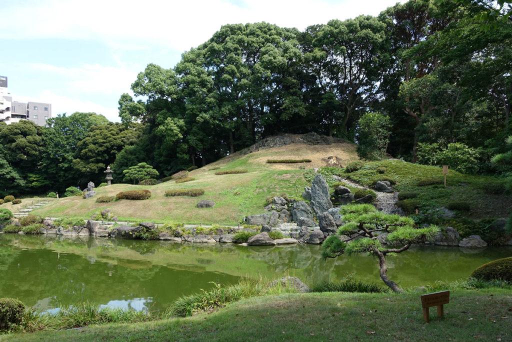 清澄庭園23 富士山