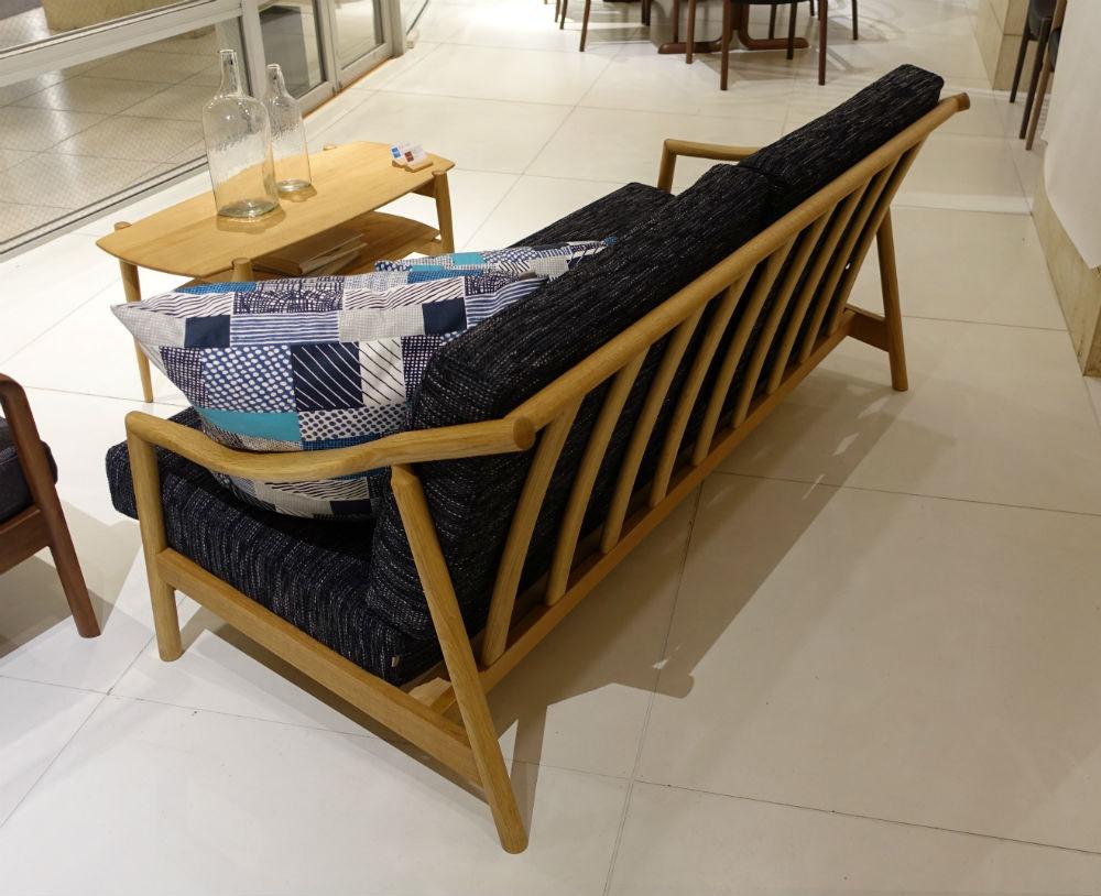 日進木工 Forms Sofa