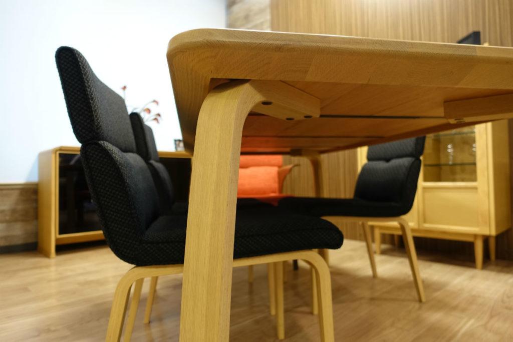 富士ファニチア Tapio table脚