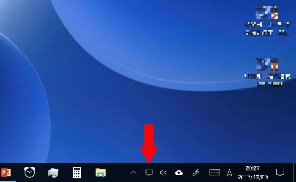 Window 10 デスクトップ画面 拡大2