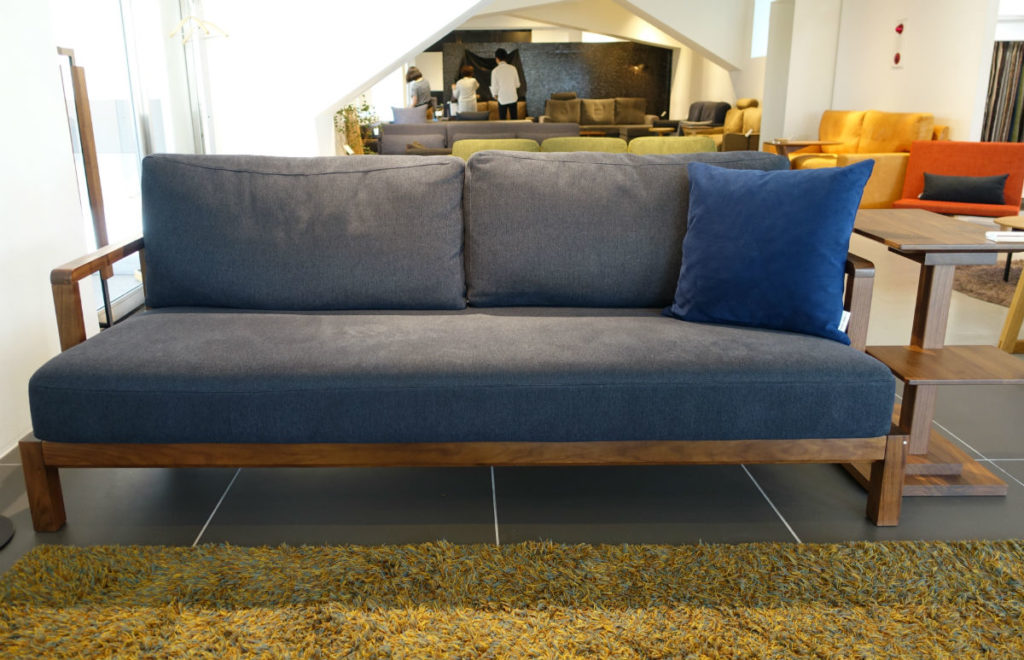 FLANNEL sofa STRAND WN 正面