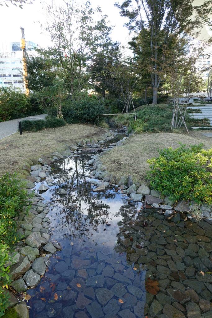 虎ノ門ヒルズ森タワー 生物多様性をはぐくむ緑