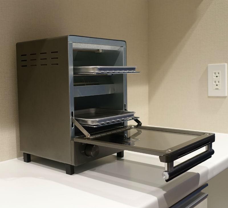 Amadana 縦型オーブンATT-T11-S トレイ装備