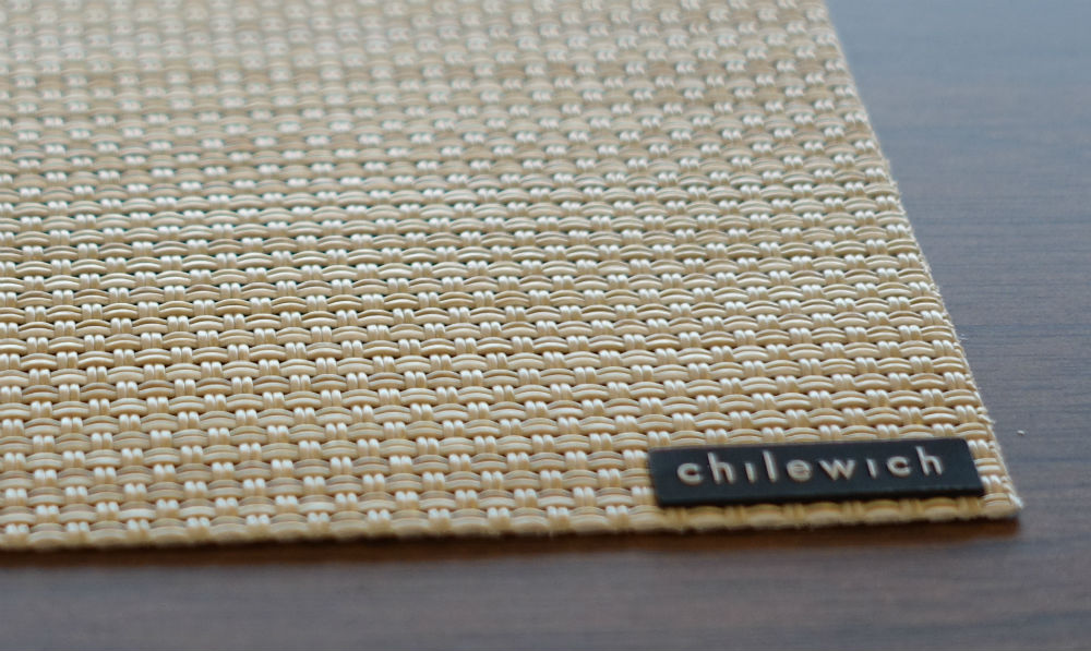 Chilewick mini basketweave placemats TM
