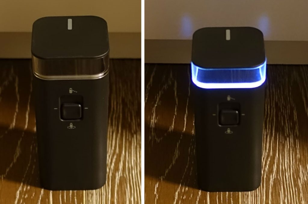 Roomba960 Dual virtual wall LED