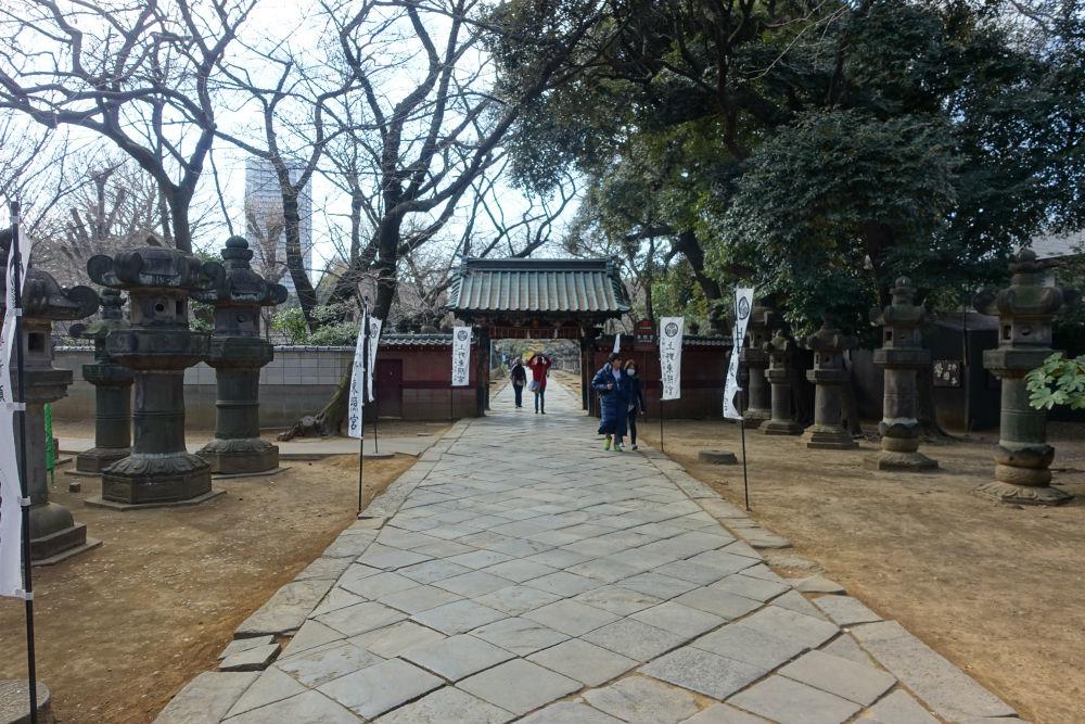 上野恩賜公園 上野東照宮 神門