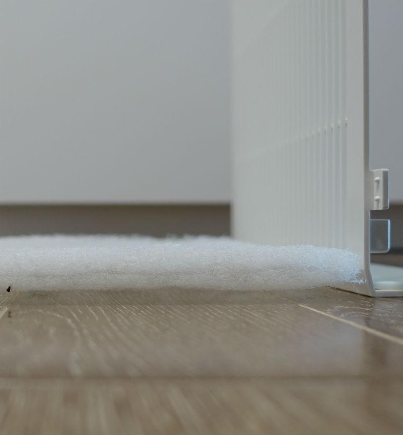メルコエアテック電磁シャッター付き吸気口 不織布フィルター