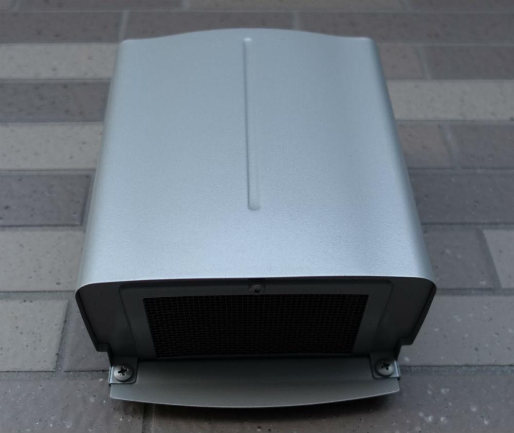 UNIX 吸気口 外側金属製カバー