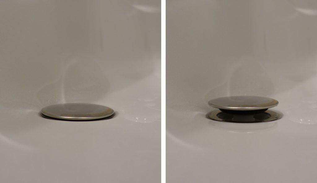 LIXIL SOLEO プッシュワンウェイ排水栓