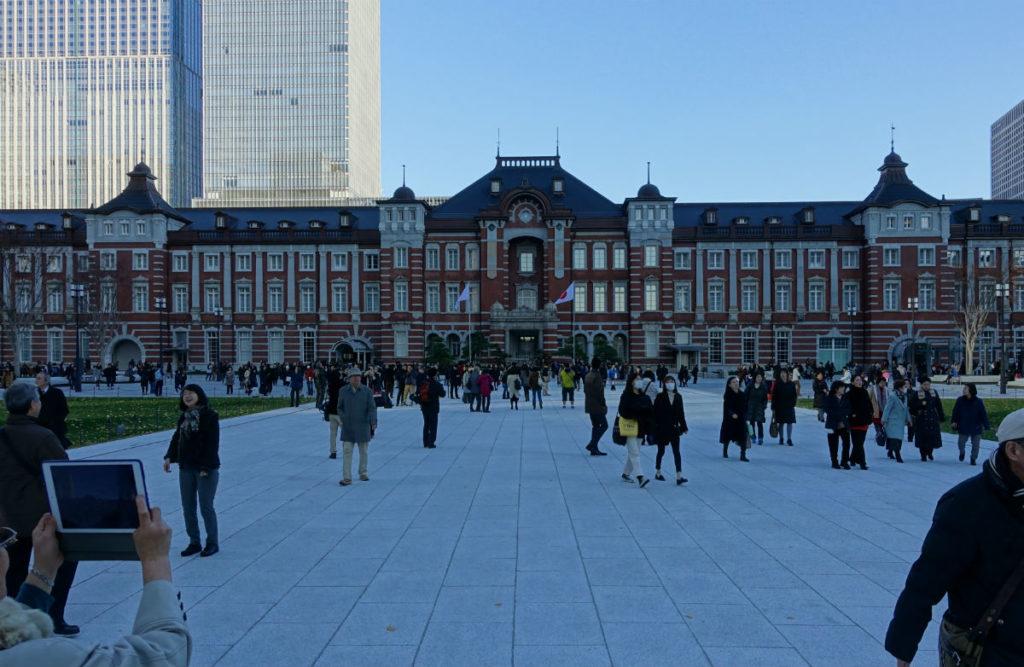 東京駅 丸の内口 正面
