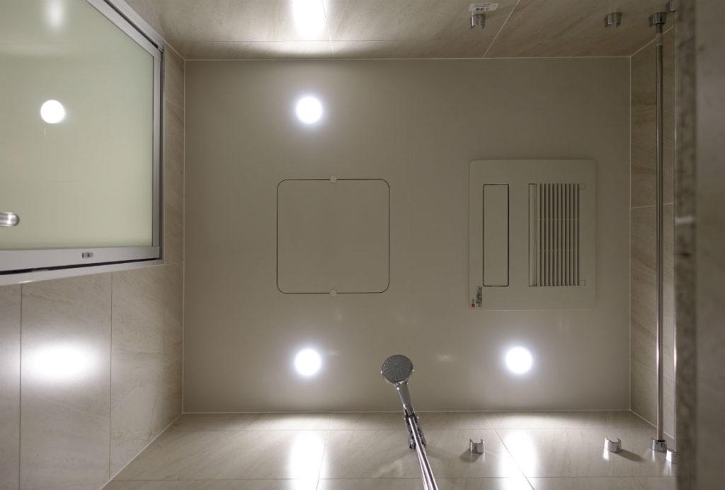 LIXIL SOLEO LEDダウンライト全景
