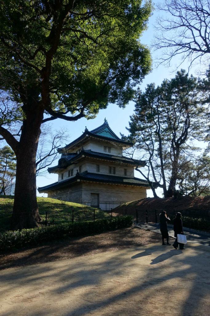 皇居東御苑 富士見櫓 外観