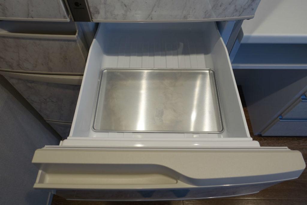 panasonic コーディネートドア冷蔵庫 急速冷凍室