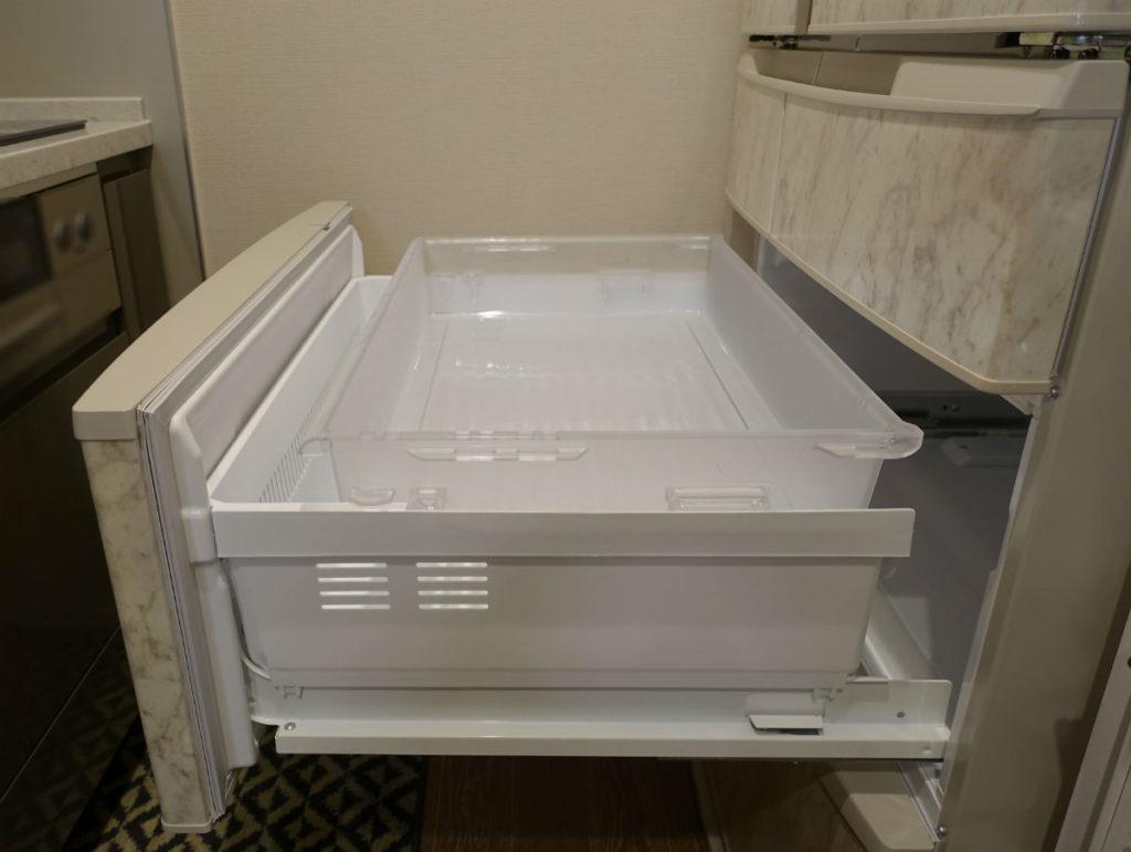 panasonic コーディネートドア冷蔵庫 冷凍室