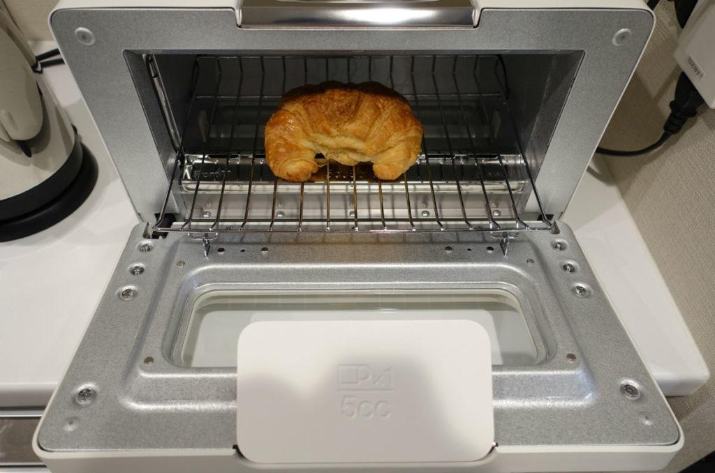 BALUMUDA The toaster white クロワッサン投入