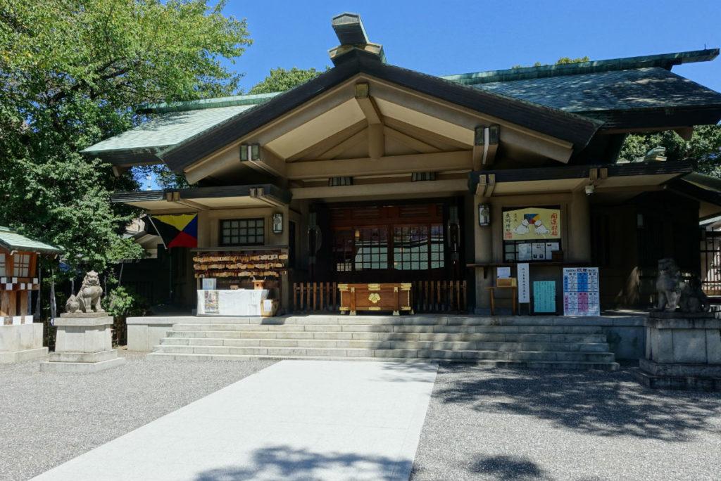 原宿 東郷神社 本殿