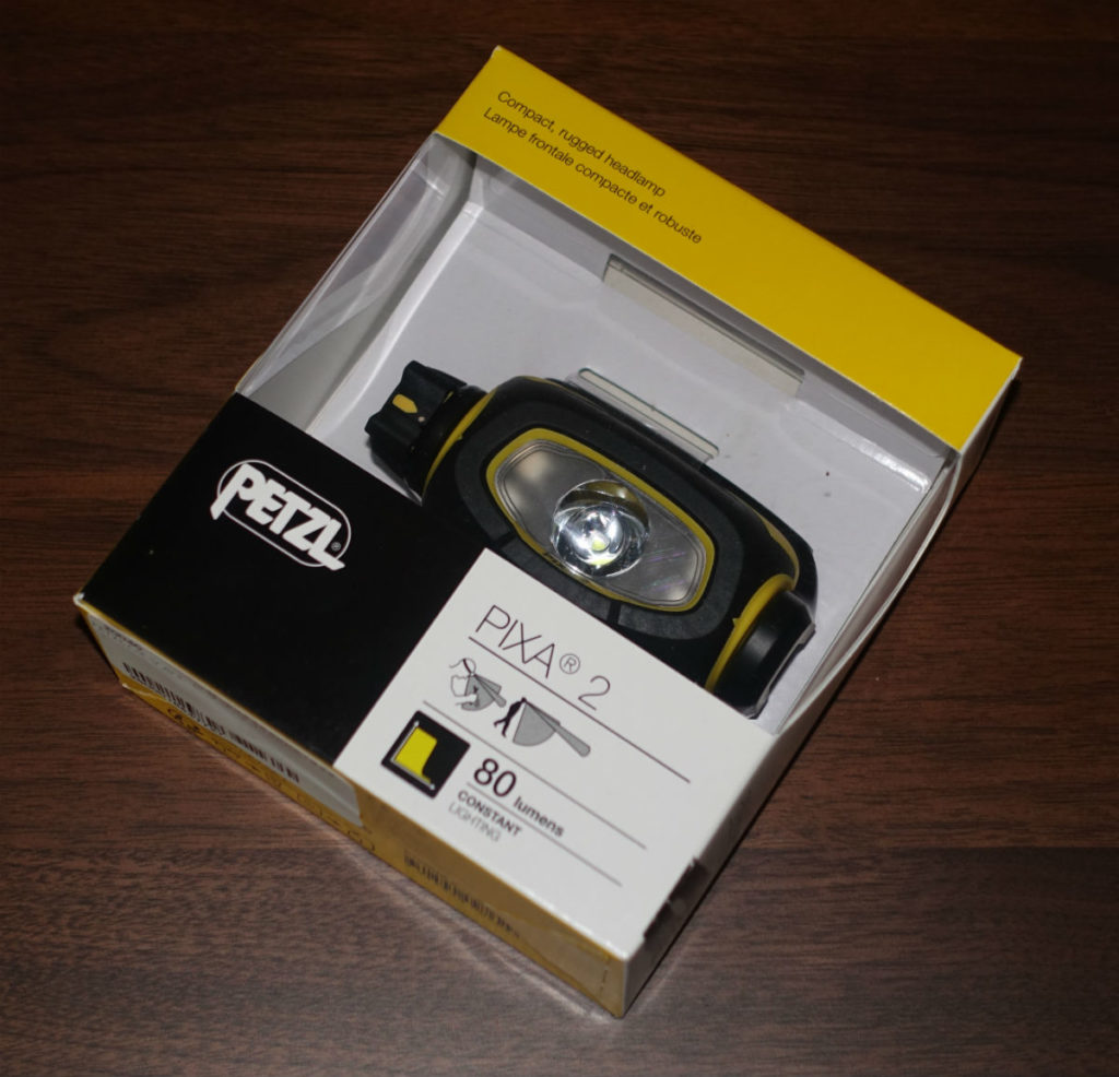 Petzl PIXA2 package 2