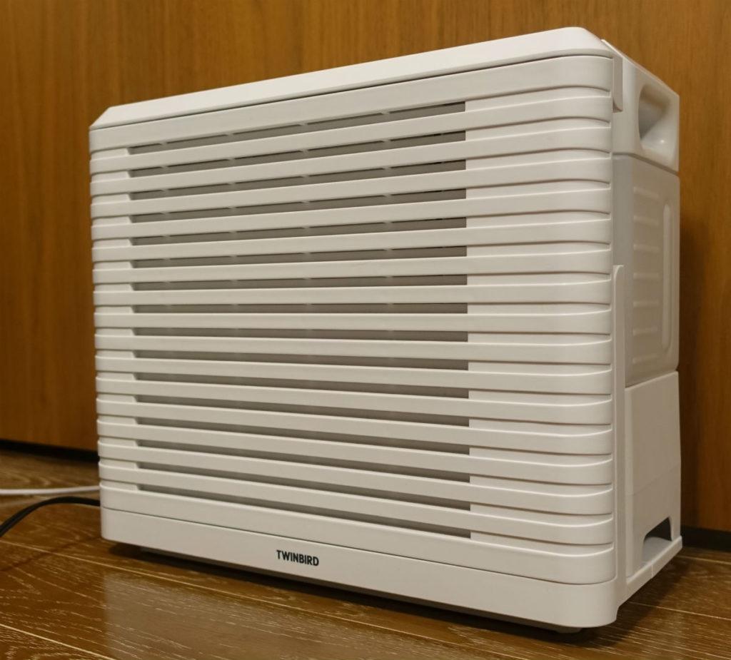 パーソナル加湿空気清浄機AC-4252W