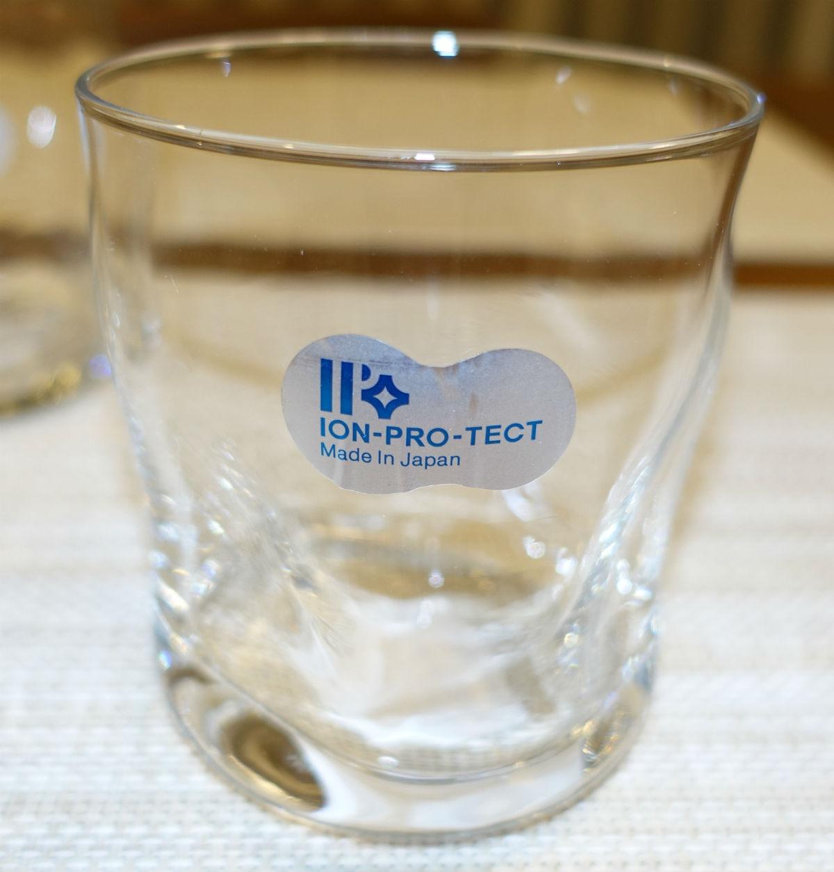 石塚硝子株式会社 てびねり フリーカップ ION PRO TECT EC