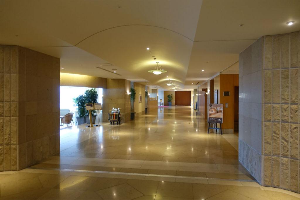 ウィンザーホテル洞爺 ショッピングモール