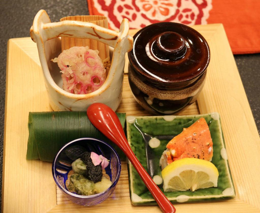 小樽 宏楽園 夕食 2