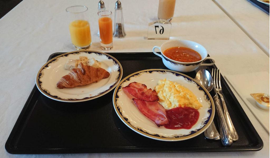 ウィンザーホテル洞爺 朝食