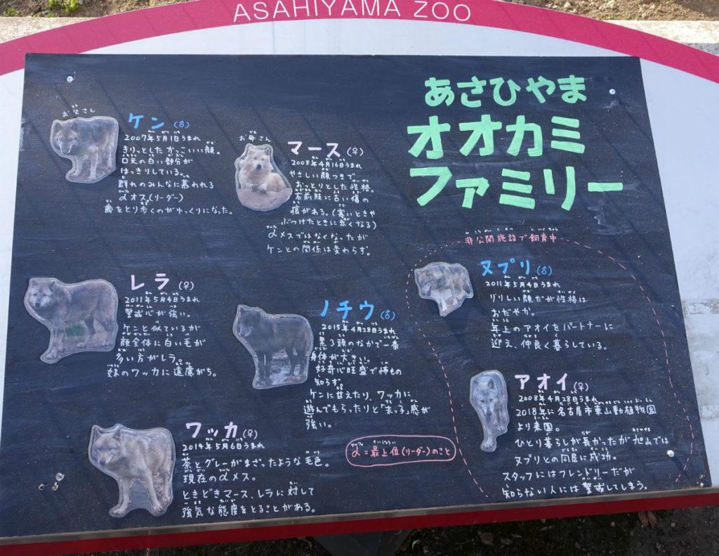 北海道旭山動物園 オオカミの森 屋外の開設